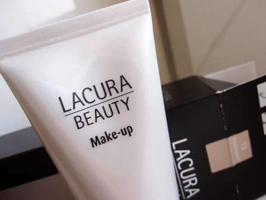 <strong>Lacura Beauty</strong> Make-up - Nuance: 10 Transparent