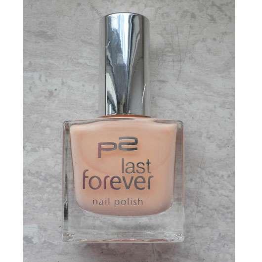 p2 last forever nail polish, Farbe: 150 secret charm