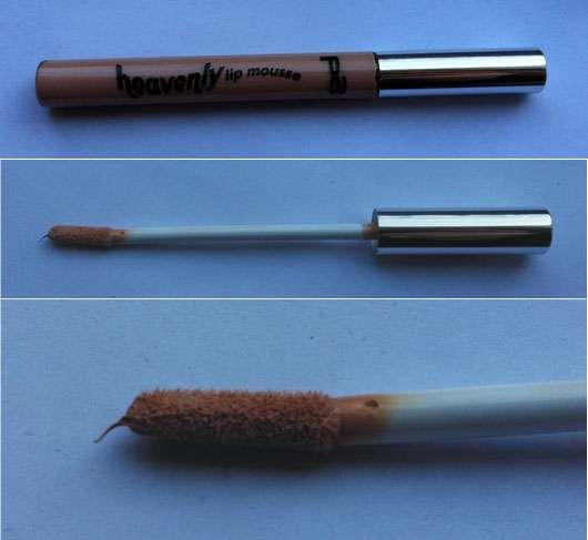 p2 heavenly lip mousse, Farbe: 030 no calories!