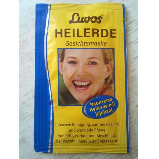 Luvos Heilerde Gesichtsmaske (mit Jojobaöl)