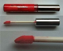 Produktbild zu essence marble mania lipgloss – Farbe: 01 coral whirl (LE)