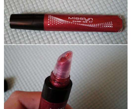 <strong>Misslyn</strong> Sweet Lips Lipgloss - Farbe: 47 Burnt Scarlet