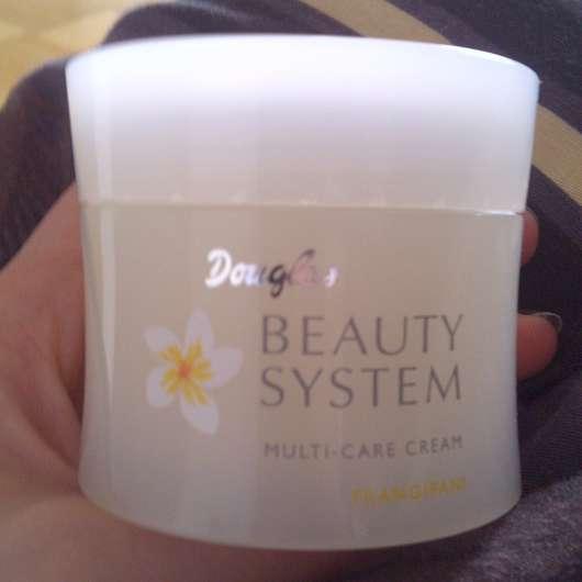 Douglas Beauty System Fragipani Multi-Care Cream
