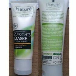 Produktbild zu Naturé belebende Gesichtsmaske Seealgen & Jojoba