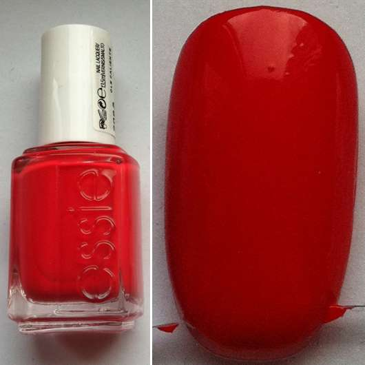 essie Nagellack, Farbe: 209A Olé Caliente (Spring Collection 2012)