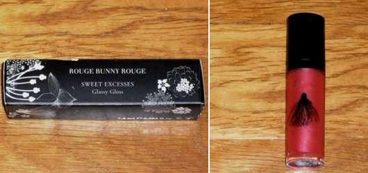 Rouge Bunny Rouge Süße Exzesse Glasiges Lip Gloss, Farbe: Knuspersorbet