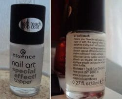 Produktbild zu essence nail art special effect topper – Farbe: 07 soft touch