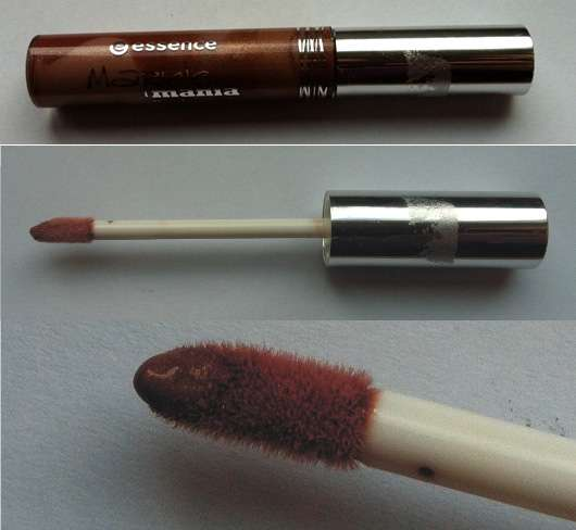 essence marble mania lipgloss, Farbe: 04 swirly toffee