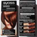 Syoss Professional Performance Dauerhafte Coloration, Nuance: 5-28 Kastanie
