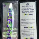 essence eyebrow tweezers