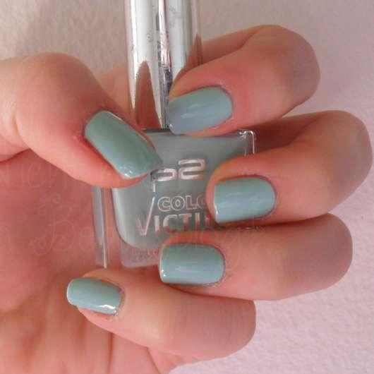 p2 color victim nail polish, Farbe: 590 who cares?