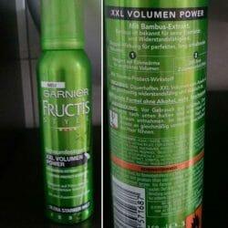 Produktbild zu Garnier Fructis Style Schaumfestiger XXL Volumen Power