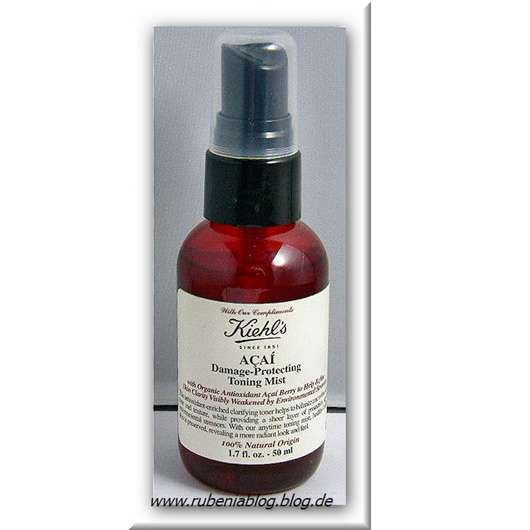 <strong>Kiehl's</strong> Acai Damage-Protecting Toning Mist