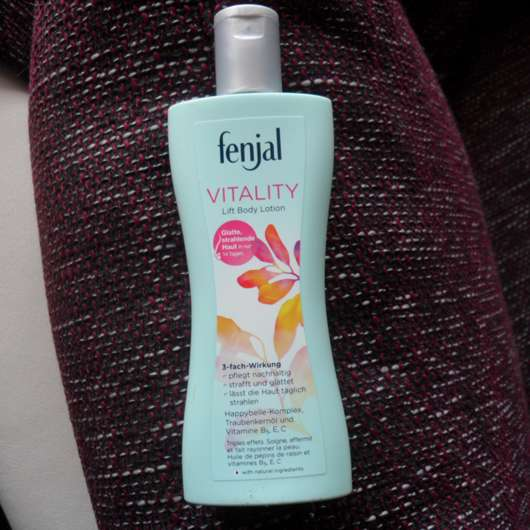 <strong>fenjal</strong> Vitality Lift Body Lotion