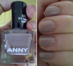 Produktbild zu ANNY Cosmetics Nagellack – Farbe: 521 N.Y. fashion queen