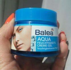 Produktbild zu Balea Aqua Feuchtigkeits Creme-Gel für feuchtigkeitsarme Haut