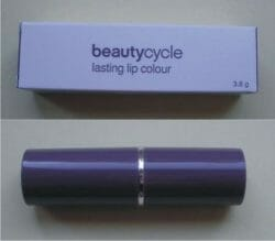 Produktbild zu beautycycle colour lasting lip colour – Farbe: cranberry