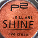 p2 brilliant shine eye cream, Farbe: 050 cheeky copper