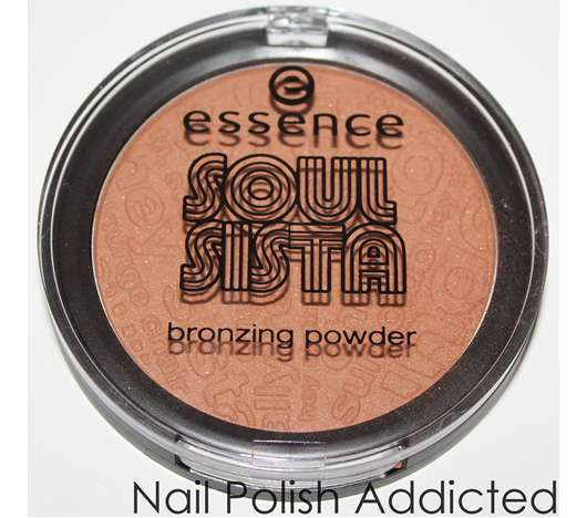 essence soul sista bronzing powder, Farbe: 01 shake your booty (LE)