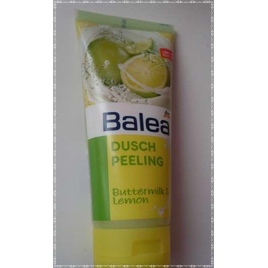 Balea Dusch-Peeling Buttermilk & Lemon (LE)