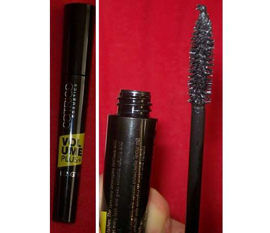 Catrice Volume Plus + Length Mascara