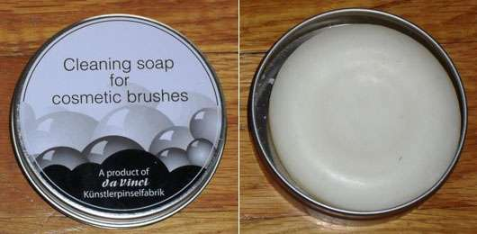 Da Vinci Cleansing Soap For Cosmetic Brushes