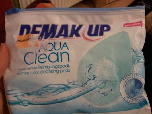 Demak'Up Aqua Clean Schäumende Reinigungspads