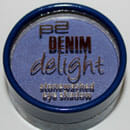 p2 denim delight stonewashed eye shadow, Farbe: 020 blue impact (LE)