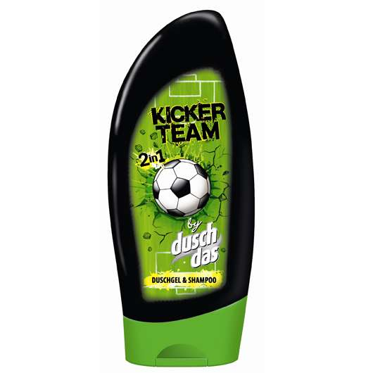 """duschdas """"Kicker Team"""" Duschgel & Shampoo 2in1"""