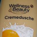 Wellness & Beauty Cremedusche Mandarine & Joghurt
