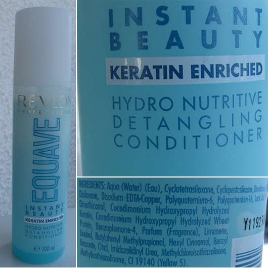 Revlon Professional Equave Hydro Nutritive Dry Detangling Conditioner