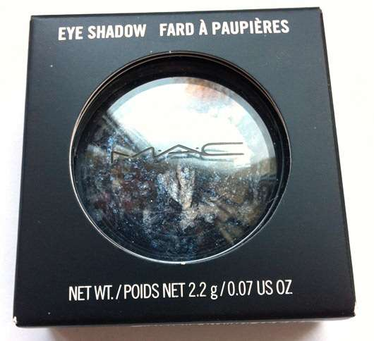 M.A.C. Mineralize Eye Shadow, Farbe: Blue Flame