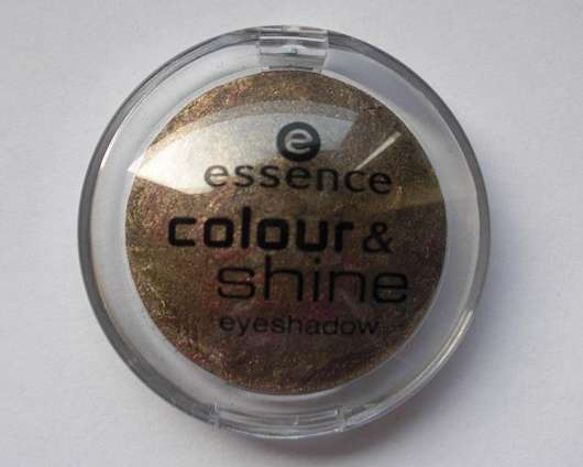 essence colour & shine eyeshadow, Farbe: 13 jungle fever