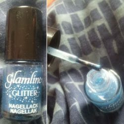 Produktbild zu Glamline Glitter Nagellack – Farbe: 49