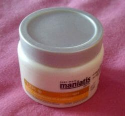 Produktbild zu jean-marc maniatis paris nutri Aufbau-Maske