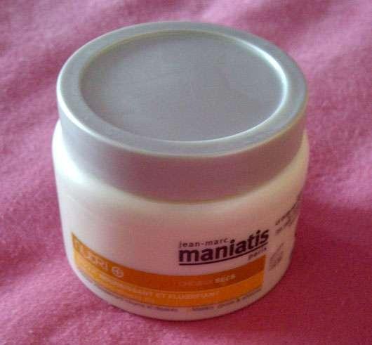 jean-marc maniatis paris nutri Aufbau-Maske für trockenes, strapaziertes Haar