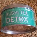 KUSMI TEA DETOX Mate- und Grüntee aromatisiert mit Zitronengras