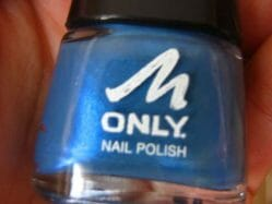 Produktbild zu MANHATTAN Only Collection Nail Polish – Farbe: 1 (LE)