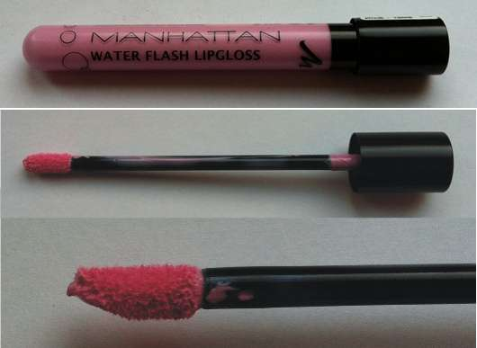 Manhattan Water Flash Lipgloss, Farbe: 65F (LE)