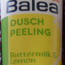 Balea Dusch-Peeling Buttermilk & Lemon (Limited Edition)