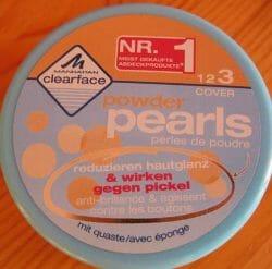 Produktbild zu MANHATTAN CLEARFACE Powder Pearls