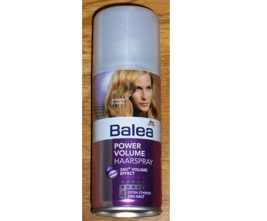 Balea Power Volume Haarspray