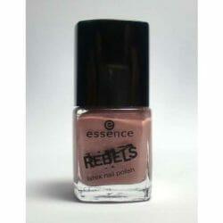 Produktbild zu essence rebels latex nail polish – Farbe: 01 mauve like a rockstar (LE)