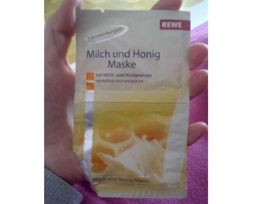 <strong>Rewe</strong> Milch und Honig Maske