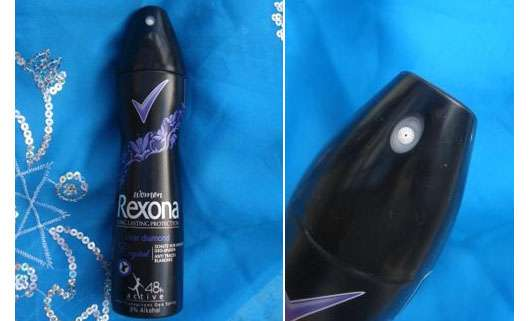 Rexona Women Crystal Clear Diamond Anti-Transpirant Deo Spray