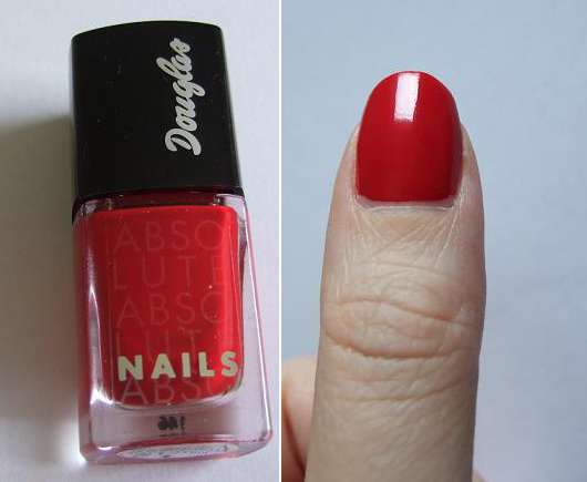 Douglas Absolute Nails Nagellack, Farbe: 02 Anna