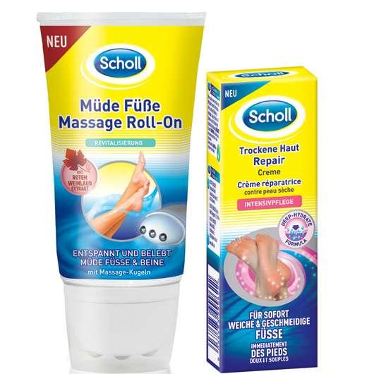 Scholl Produktneuheiten für einen gepflegten Start in die warme Jahreszeit