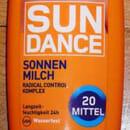 Sun Dance Sonnenmilch LSF 20 Mittel