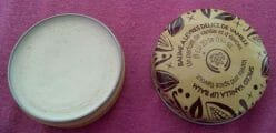 Produktbild zu The Body Shop Spiced Vanilla Lip Balm