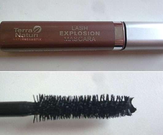 Terra Naturi Lash Explosion Mascara, Farbe: 01 deep black